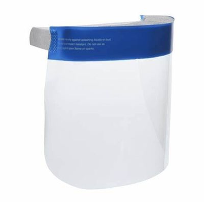 China Anti Fog Disposable Full Face Shield Medical Use Comfortable For Long Time Wearing factory