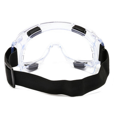 China Medical 8.5 Inch Clear Safety Glasses factory